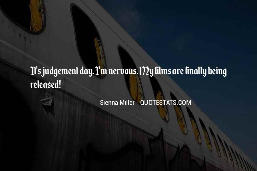 Quotes About The Day Of Judgement #1078027
