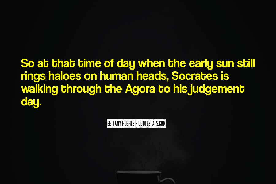 Quotes About The Day Of Judgement #784358