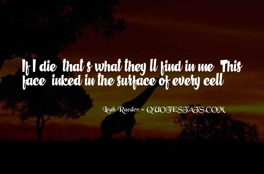 Quotes About Raeder #134216
