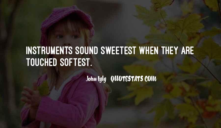 Quotes About Touched #13488