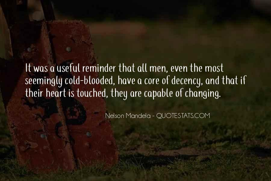 Quotes About Touched #18290