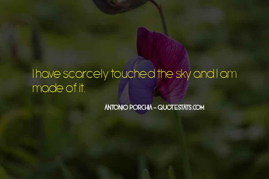 Quotes About Touched #72927