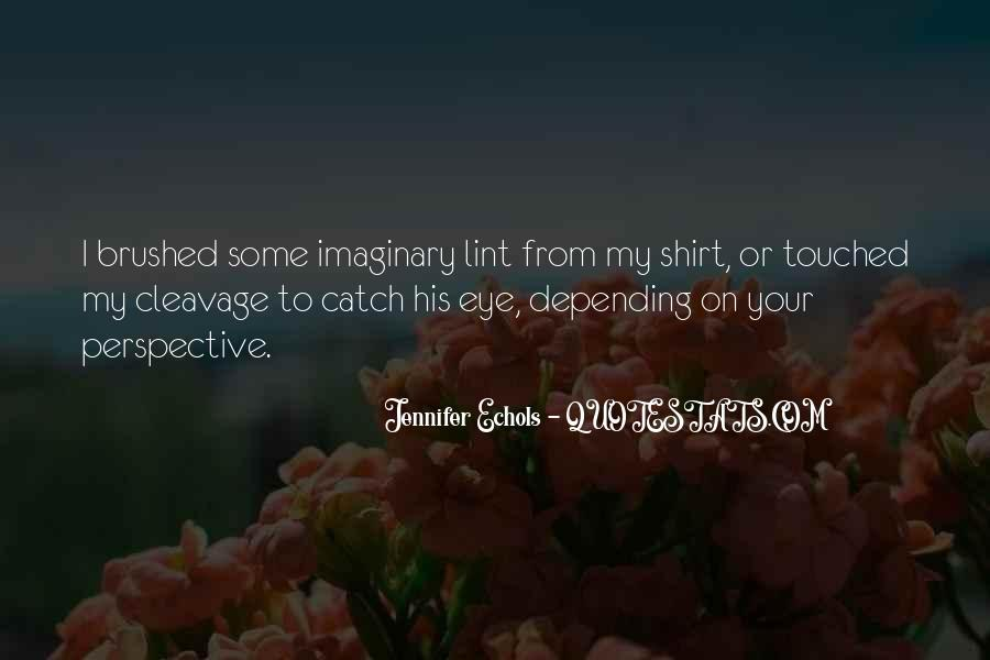 Quotes About Touched #77924