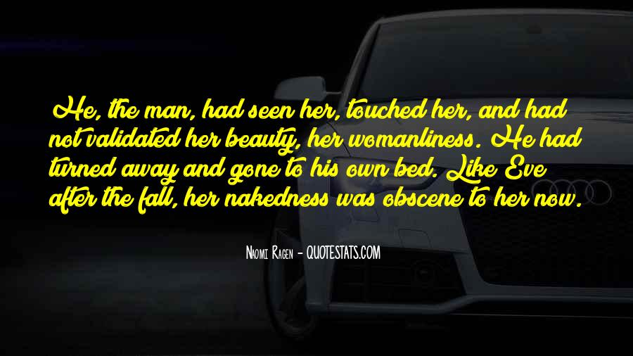 Quotes About Touched #77961