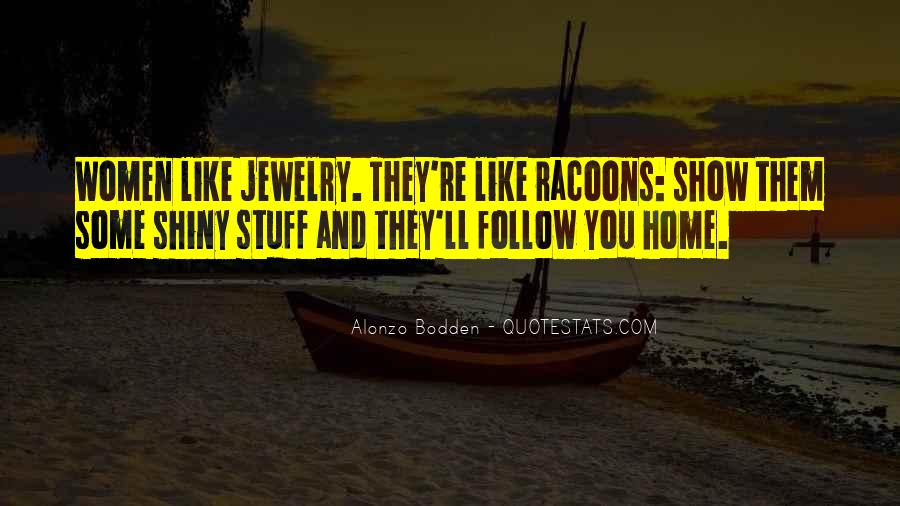 Quotes About Racoons #376009