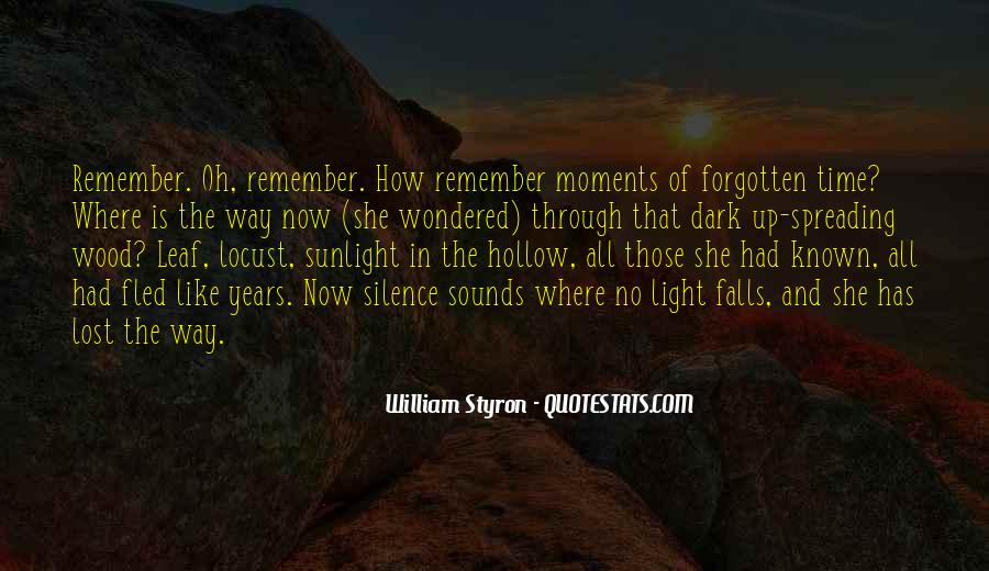Quotes About Spreading Light #1191361