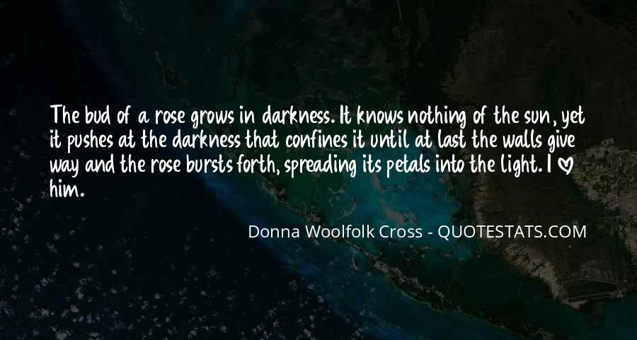 Quotes About Spreading Light #590056