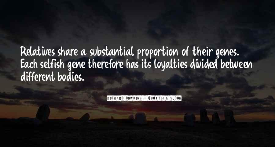Quotes About Loyalties #1244631