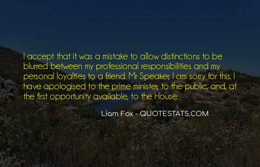 Quotes About Loyalties #1349098
