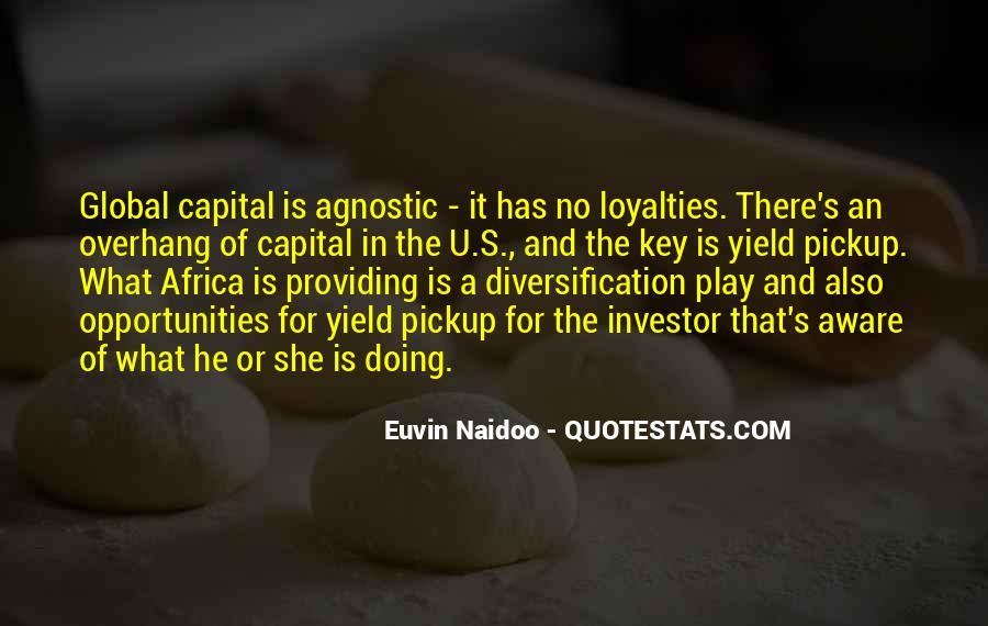 Quotes About Loyalties #1615780