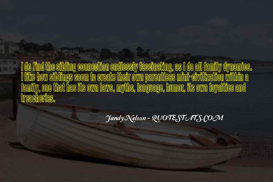 Quotes About Loyalties #29534