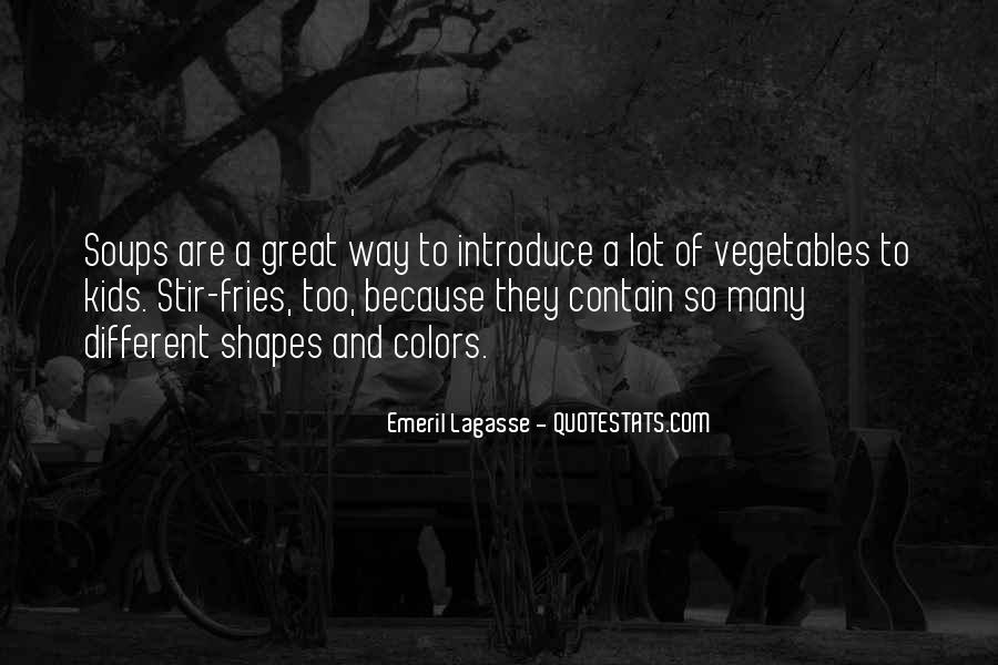 Quotes About Vegetables And Kids #1167392