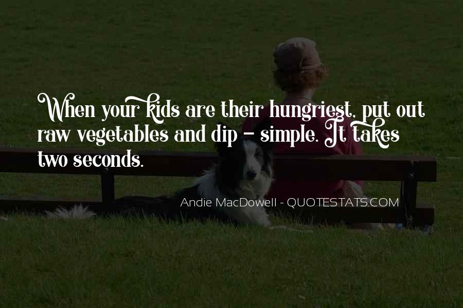 Quotes About Vegetables And Kids #1207972