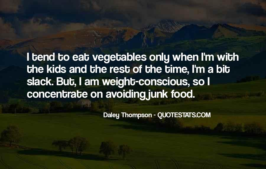 Quotes About Vegetables And Kids #1269688