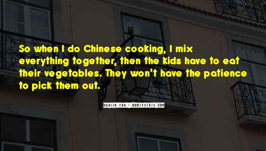 Quotes About Vegetables And Kids #1598391