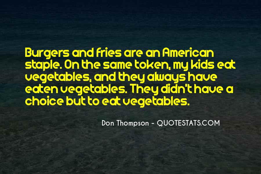 Quotes About Vegetables And Kids #552595