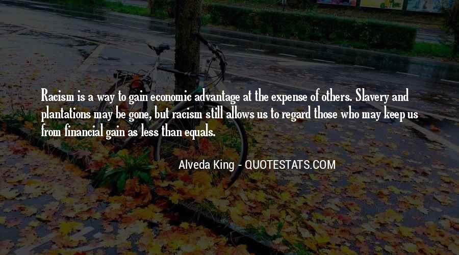 Quotes About Racism And Slavery #1667715