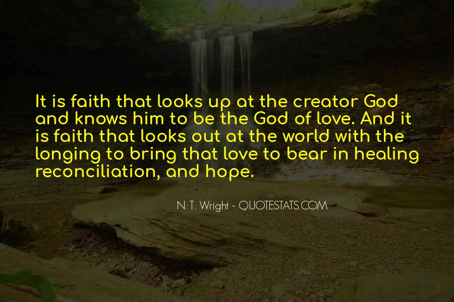 Quotes About Hope And Healing #1042866