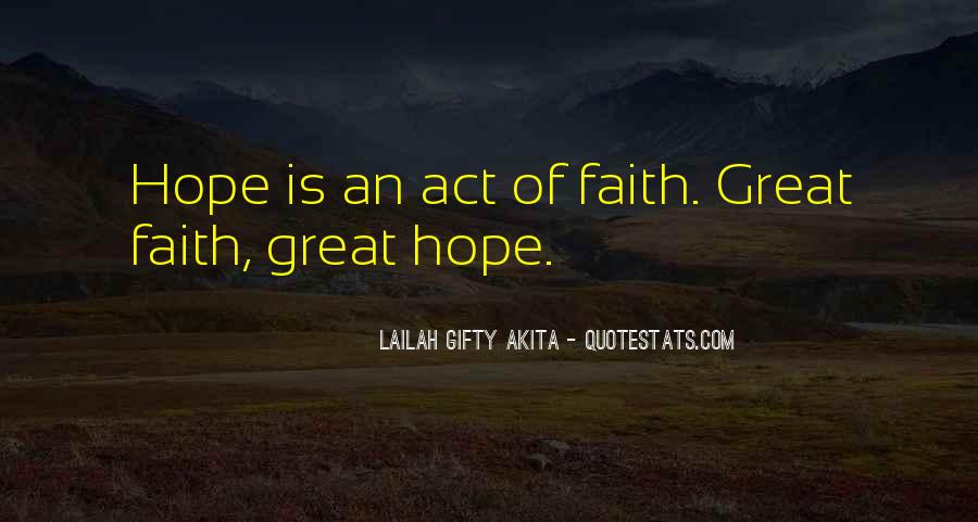 Quotes About Hope And Healing #1053526