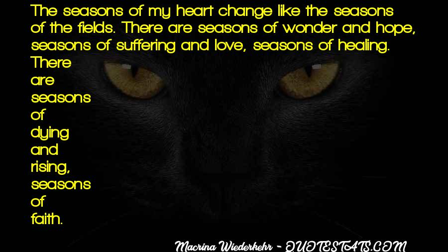 Quotes About Hope And Healing #1330628