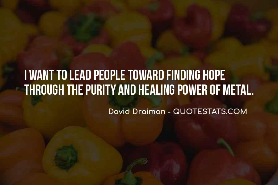 Quotes About Hope And Healing #1338337