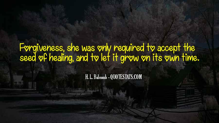 Quotes About Hope And Healing #1409924