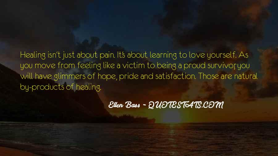 Quotes About Hope And Healing #1555736