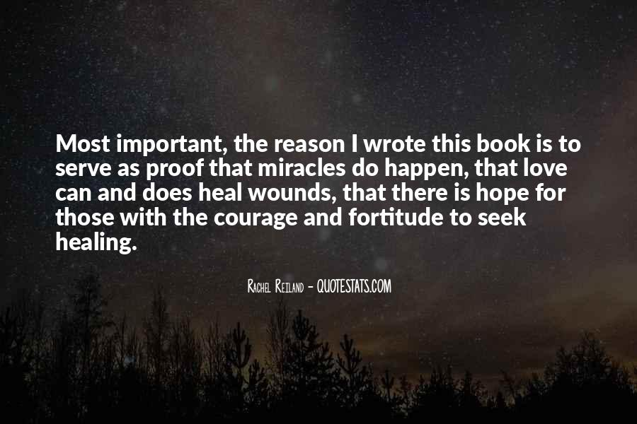 Quotes About Hope And Healing #448741
