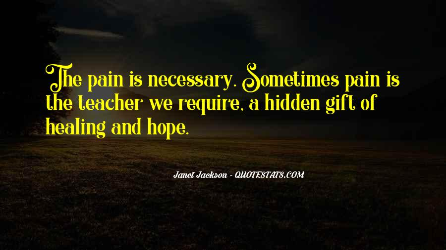 Quotes About Hope And Healing #909326