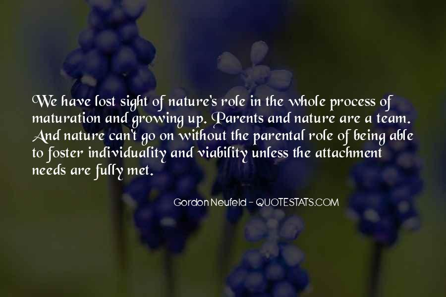 Quotes About Role Of Parents #1127795