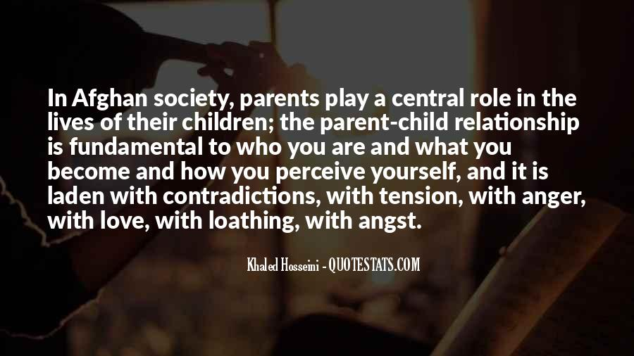 Quotes About Role Of Parents #1719461