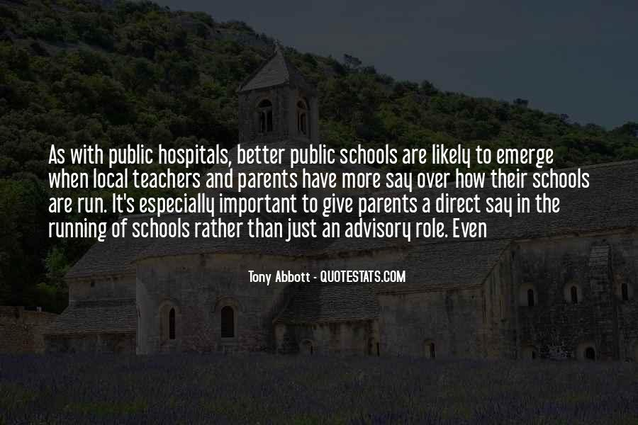 Quotes About Role Of Parents #546897