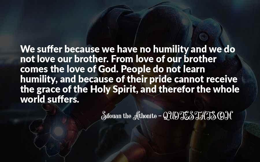 Quotes About Love For Your Brother #142700
