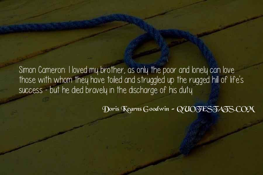 Quotes About Love For Your Brother #188596