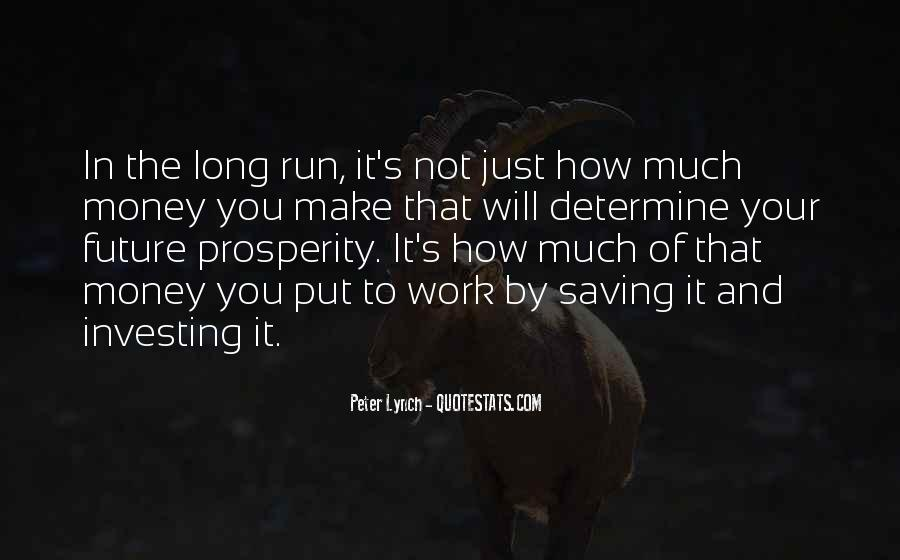 Quotes About Saving Money #1053133
