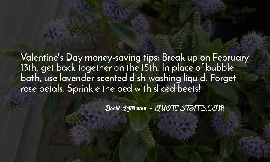 Quotes About Saving Money #1074551