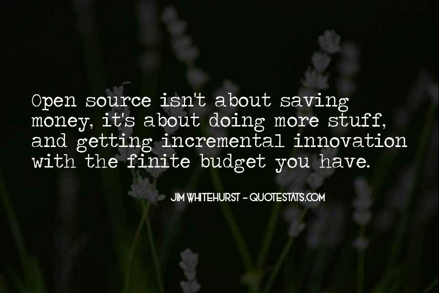 Quotes About Saving Money #1271975