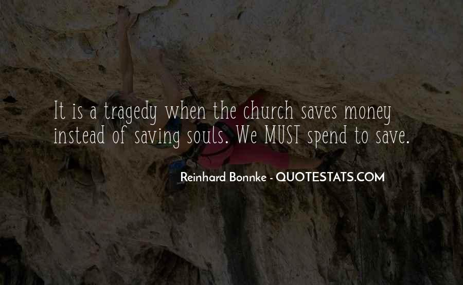 Quotes About Saving Money #224323
