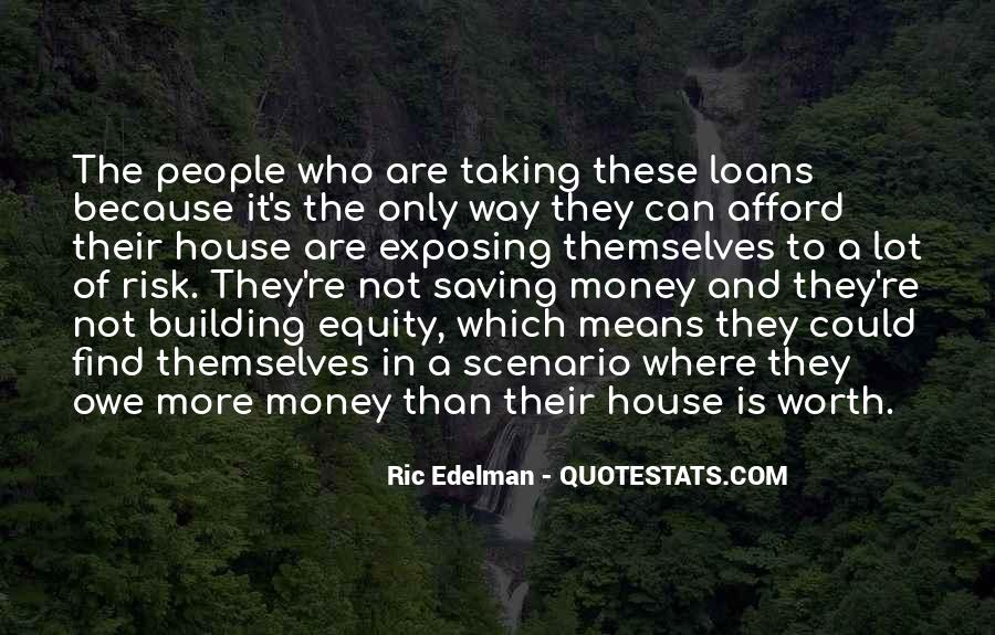 Quotes About Saving Money #376495