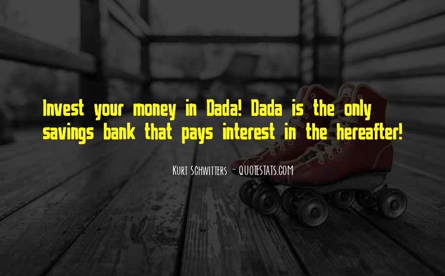 Quotes About Saving Money #554456