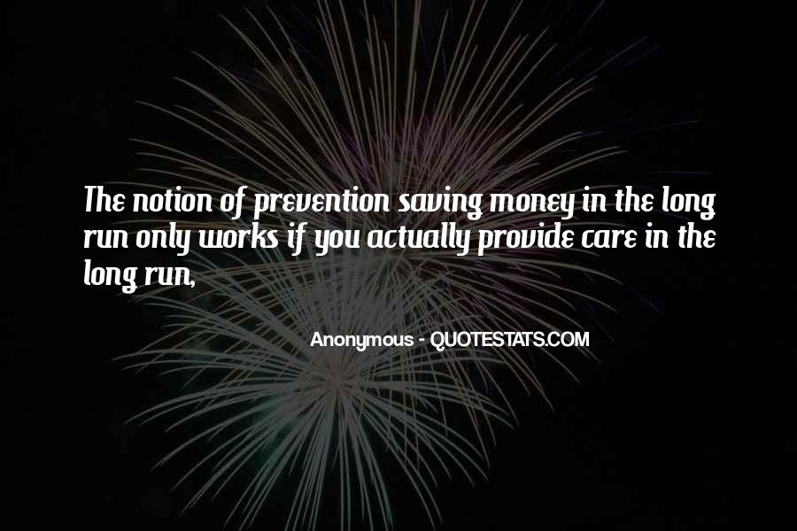 Quotes About Saving Money #591485