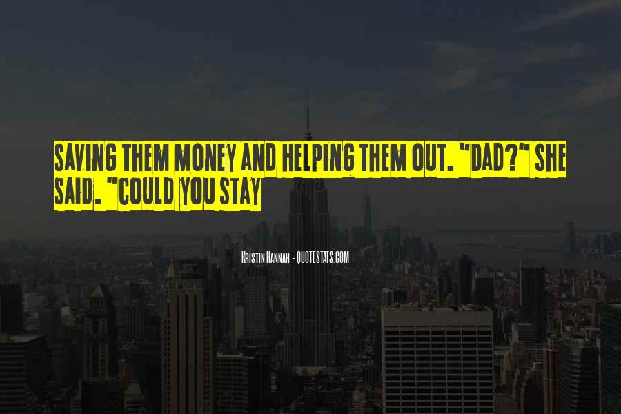 Quotes About Saving Money #829740