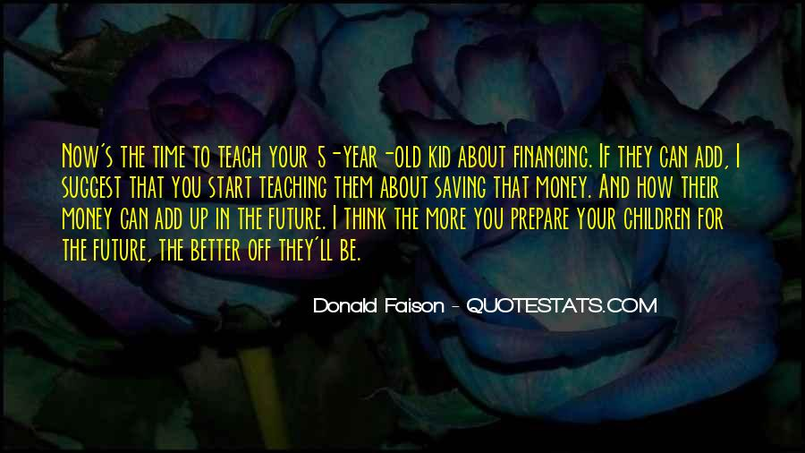 Quotes About Saving Money #863308