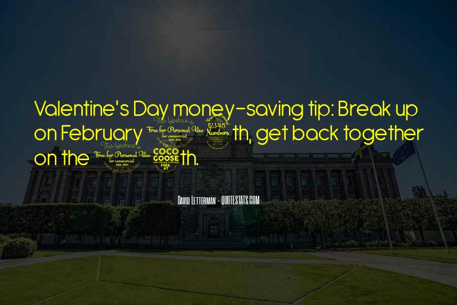 Quotes About Saving Money #88266