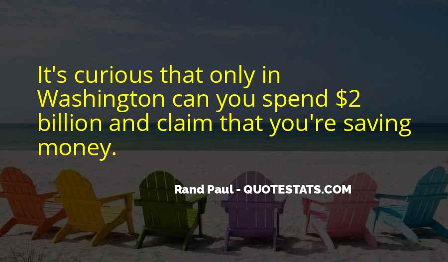 Quotes About Saving Money #948046