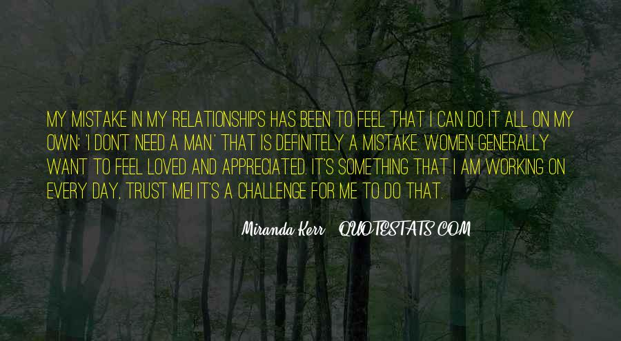 Quotes About Trust And Relationships #1069647