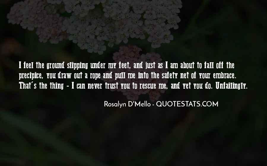 Quotes About Trust And Relationships #1256160
