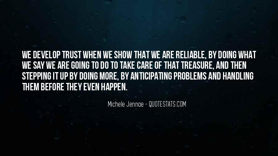 Quotes About Trust And Relationships #1310618