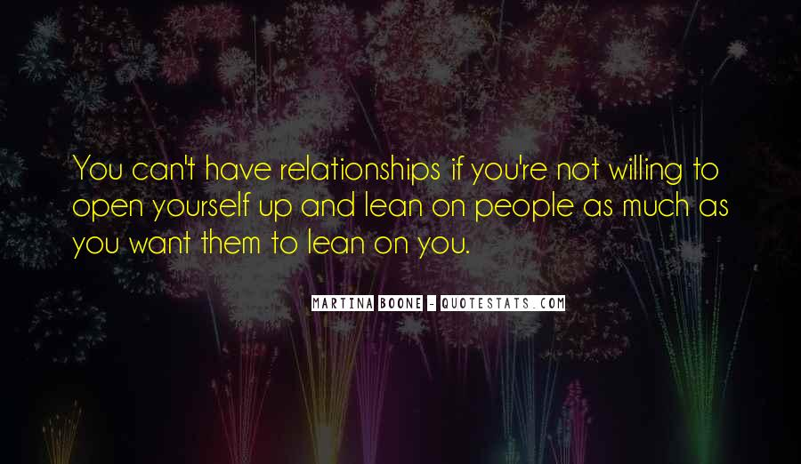 Quotes About Trust And Relationships #1341915
