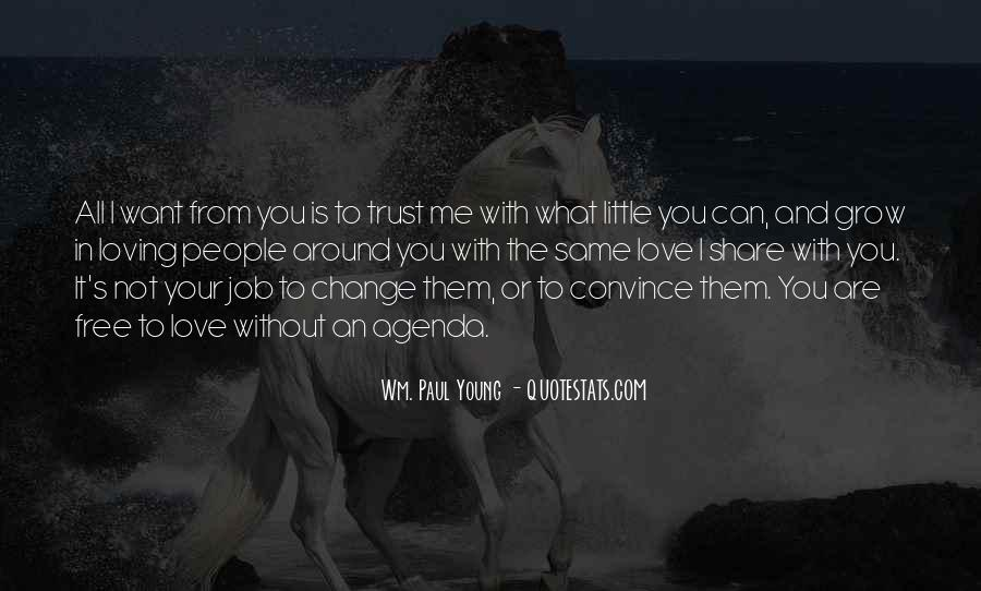 Quotes About Trust And Relationships #39364